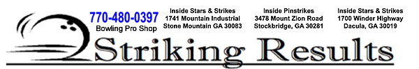 Striking Results Pro Shop